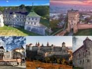 Five historic сastles to visit in Ukraine