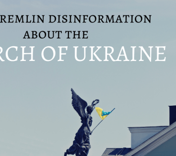 Attacking Ukrainian church: The Kremlin turns the Orthodox world into a battlefield