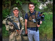 UK film director drives to Donbas to film war, spends almost a year there