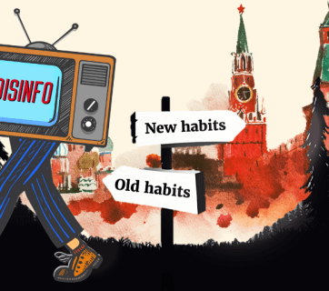 Back to basics: Ukraine, revisionism, and russophobia in this week's propaganda narratives