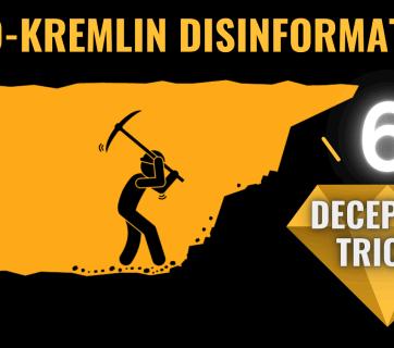 Fake it until you break it: six deception tricks in pro-Kremlin disinformation
