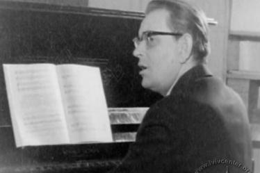 Volodymyr Flys. Photo: screenshot from documentary