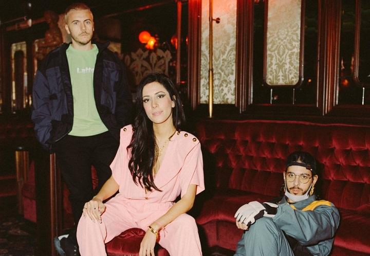 Conan Osiris, Ana Moura, Branko