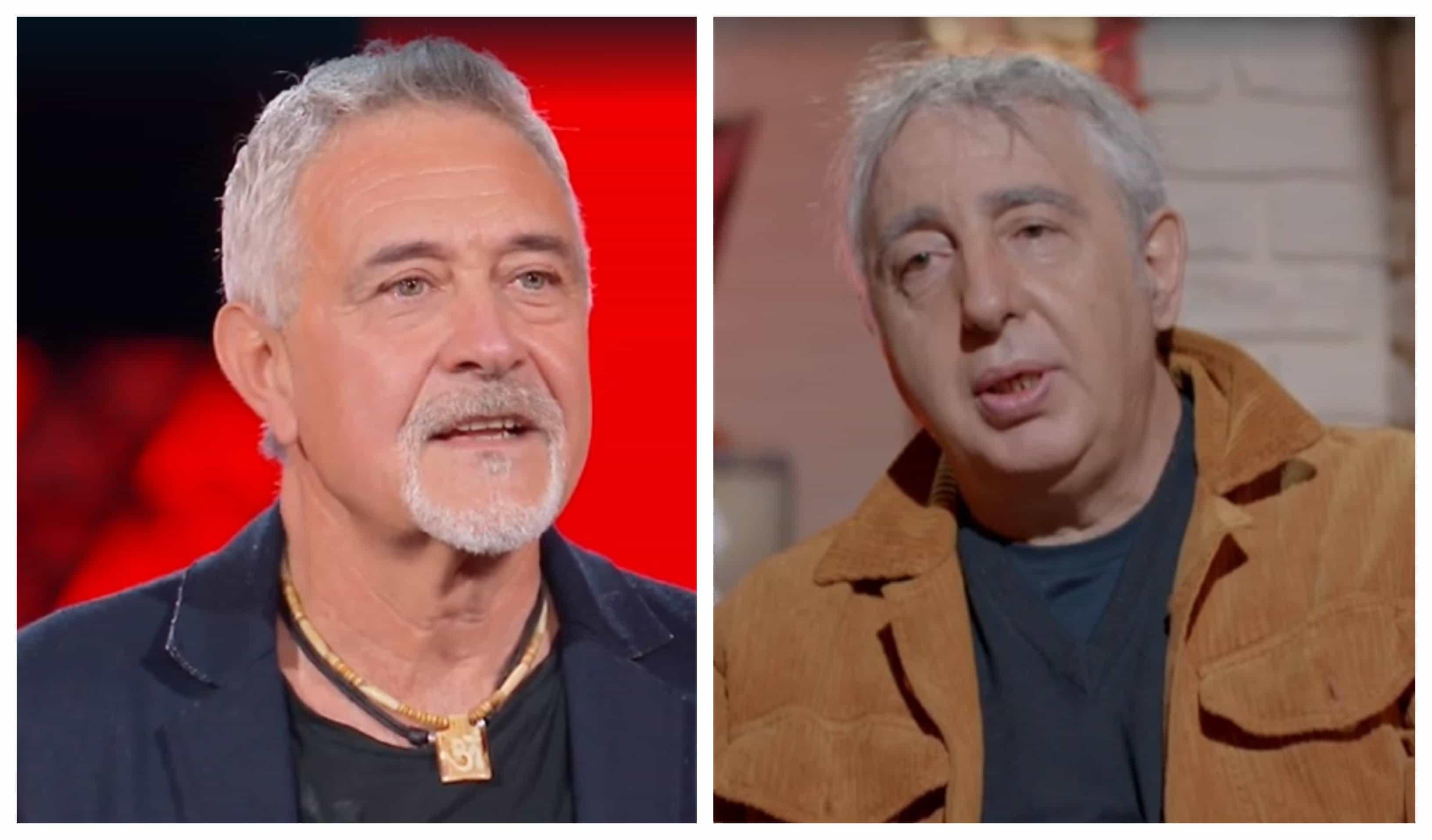 The Voice Senior, chi si rivede: Erminio Sinni e Riccardo Azzurri hanno  fatto Sanremo, ve li ricordate?
