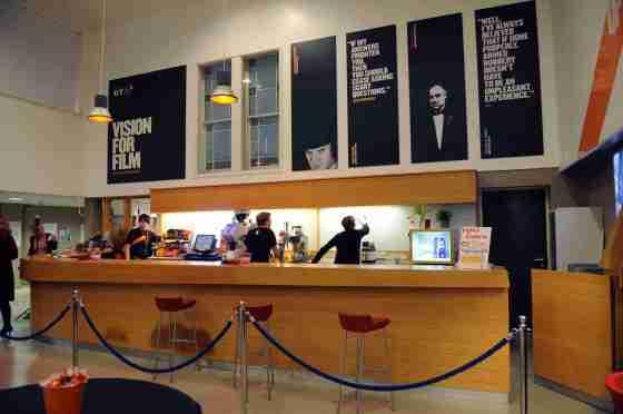 United Kingdom – Queen's Film Theatre (Belfast)