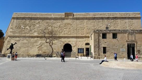 Spazju Kreattiv, St James Cavalier, Valletta, Malta