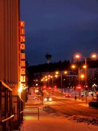 Finland - Kino Iiris (Lahti)