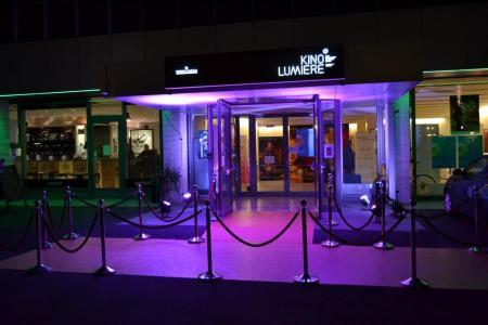 Slovakia - Cinéma Lumière (Bratislava)