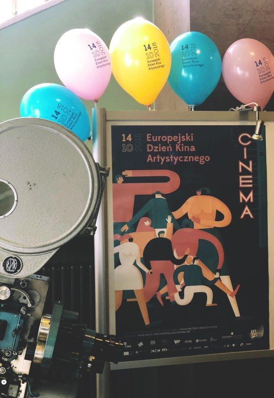 European Art Cinema Day 2018 at kino fenomen cut