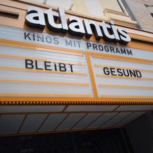 Germany – Kino Atlantis (Mannheim)