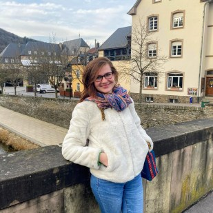 Luxembourg - Pauline Cano
