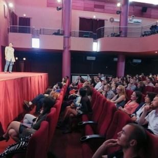 Romania - Cinema Victoria (Cluj-Napoca)