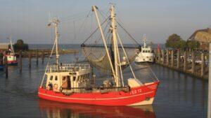 Krabbenkutter, Nordsee