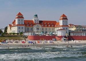 Hotel oder Ferienwohnung in Binz auf Rügen