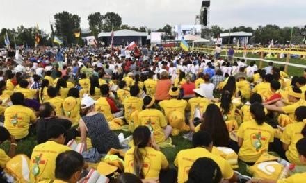 Francisco se reunirá con millón y medio de jóvenes en Cracovia