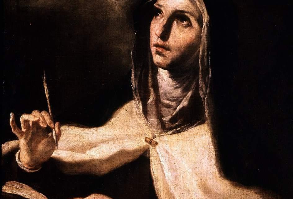 15 de octubre: Santa Teresa de Jesús