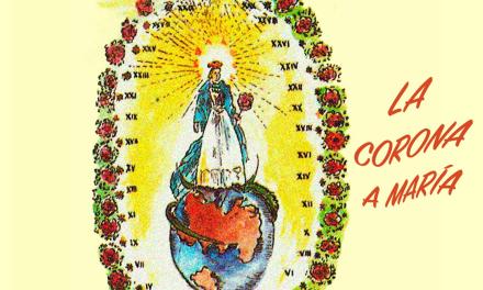DÍA 31. LA CORONA DE MARÍA