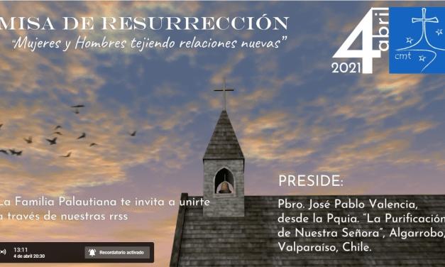 EN DIRECTO DESDE LOS CUATRO CONTINENTES. MISA DE RESURRECCIÓN