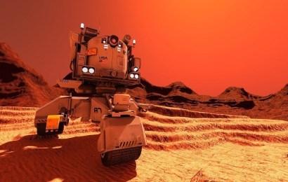 Los planes de la NASA para llevar al ser humano a Marte