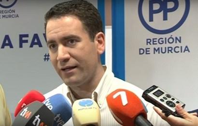 Casado nombra a Teodoro García Egea como secretario general del PP