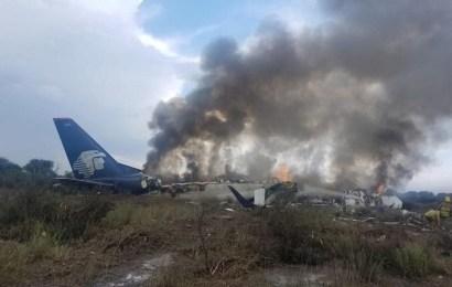El milagro de los 103 supervivientes del accidente aéreo en México