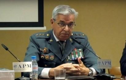 """Grande Marlaska destituye por """"pérdida de confianza"""" al coronel de la UCO, Manuel Sánchez Corbí"""