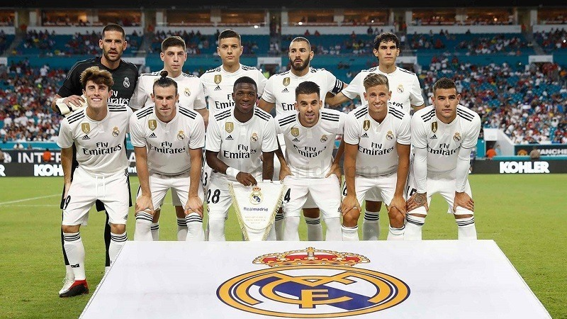 Primer Partido Temporada Real Madrid