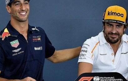 A pesar de las afirmaciones de Alonso, Horner se reafirma en que Red Bull no hizo ninguna oferta