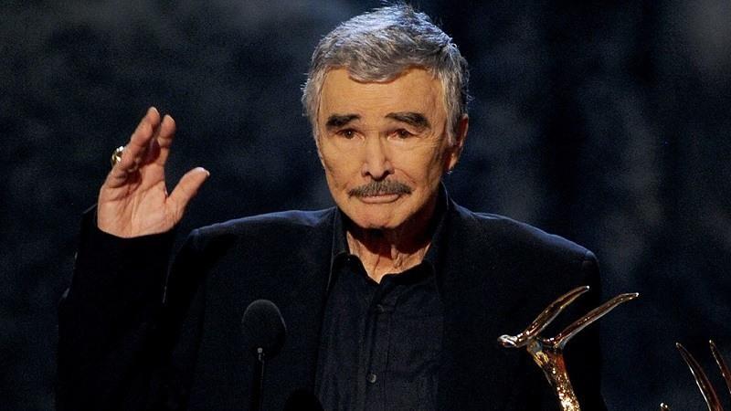 Burt Reynolds Muere a los 82 Anos
