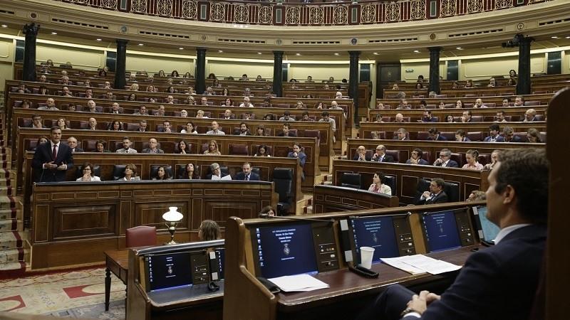 El Congreso aprueba la exhumacion de Franco