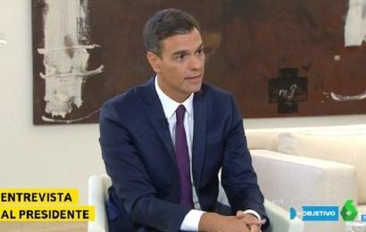 Pedro Sánchez no descarta convocar elecciones generales este año