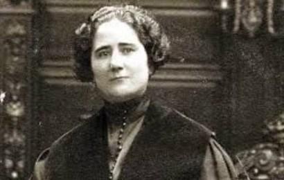 Clara Campoamor y su lucha por el voto femenino en España