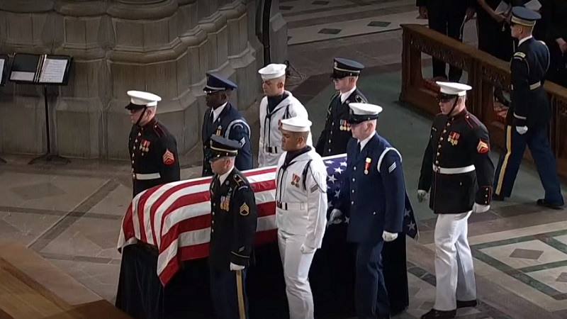 Funeral de Estado del senador John McCain