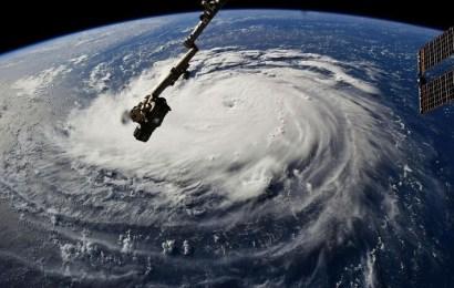 El huracán Florence amenaza a millones de personas en la costa este de los Estados Unidos