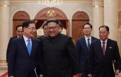"""Las dos Coreas abren una """"embajada"""" común como signo de un nuevo acercamiento"""