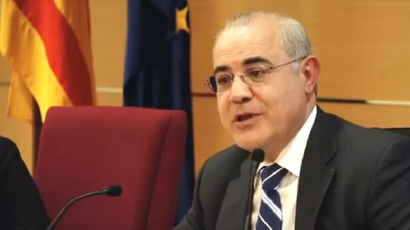 Pablo Llarena, el juez del Tribunal Supremo.