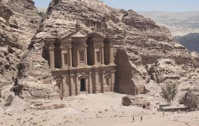 Petra: una de las 7 maravillas del mundo moderno
