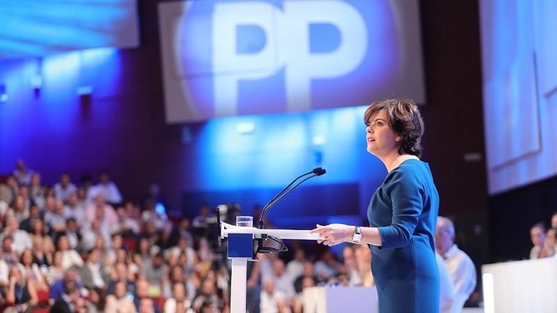 Soraya Saenz de Santamaria deja la politica