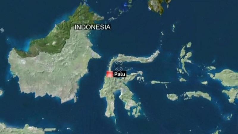 Tsunami en Indonesia Septiembre de 2018
