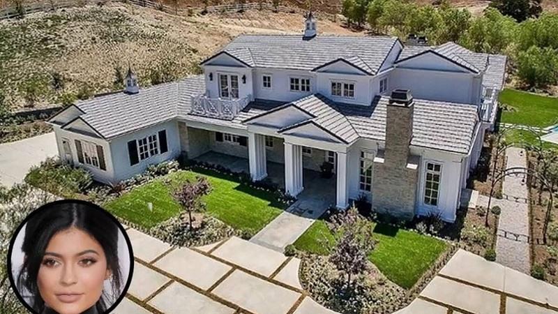 La nueva casa de Kylie Jenner en Hidden Hills, CA