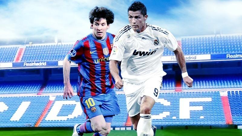 El primer clasico sin Messi o Ronaldo desde 2007