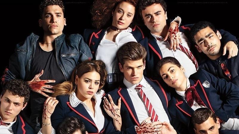 Elite, la nueva serie de Netflix que se esta convirtiendo en un fenomeno mundial