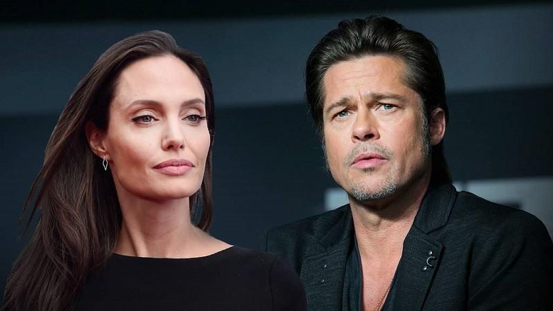 Encuentro secreto entre Brad Pitt y Angelina Jolie