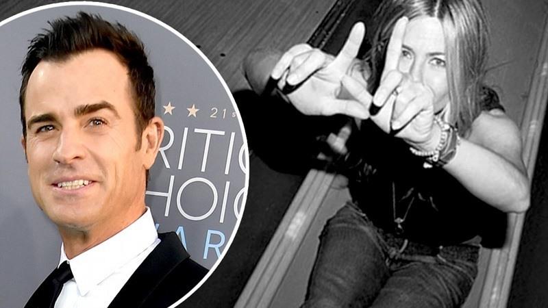 Justin Theroux rompe el silencio tras su separacion de Jennifer Aniston