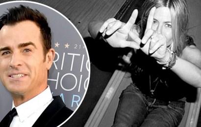 Justin Theroux rompe el silencio tras su separación de Jennifer Aniston