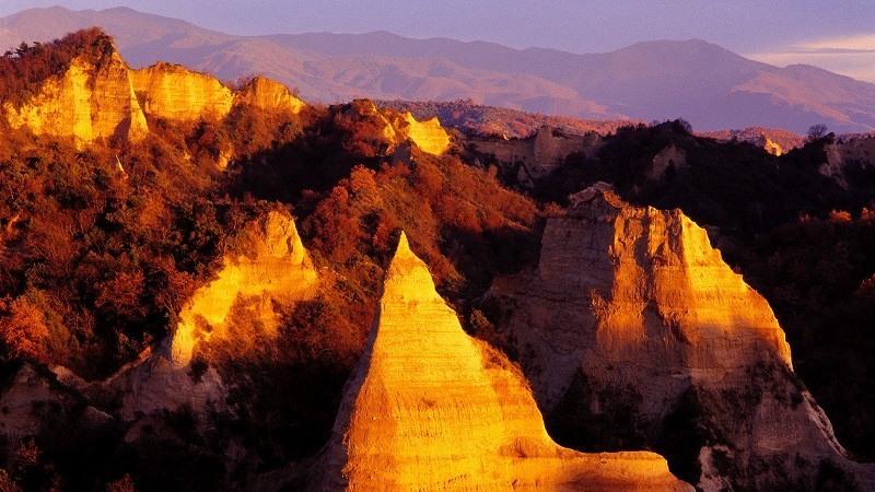 Las Piramides de Melnik