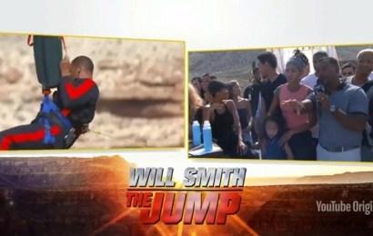 Will Smith celebra su 50 cumpleaños: ¡saltando de un helicóptero!