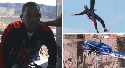 Will Smith en su 50 cumpleanos - Imagen de YouTube
