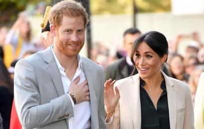 El príncipe Harry y su esposa, Meghan Marckle, esperan su primer hijo
