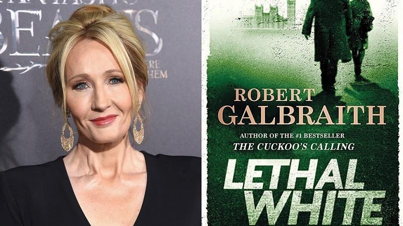 J.K. Rowling y su nuevo libro bajo el seudonimo, Robert Galbraith